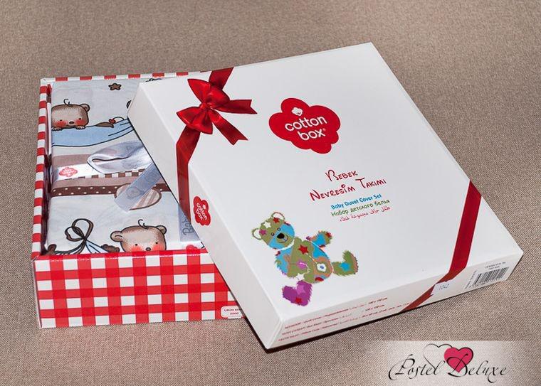 где купить Детское Постельное белье Cotton Box Постельное белье Chastity  (100х150 см) по лучшей цене