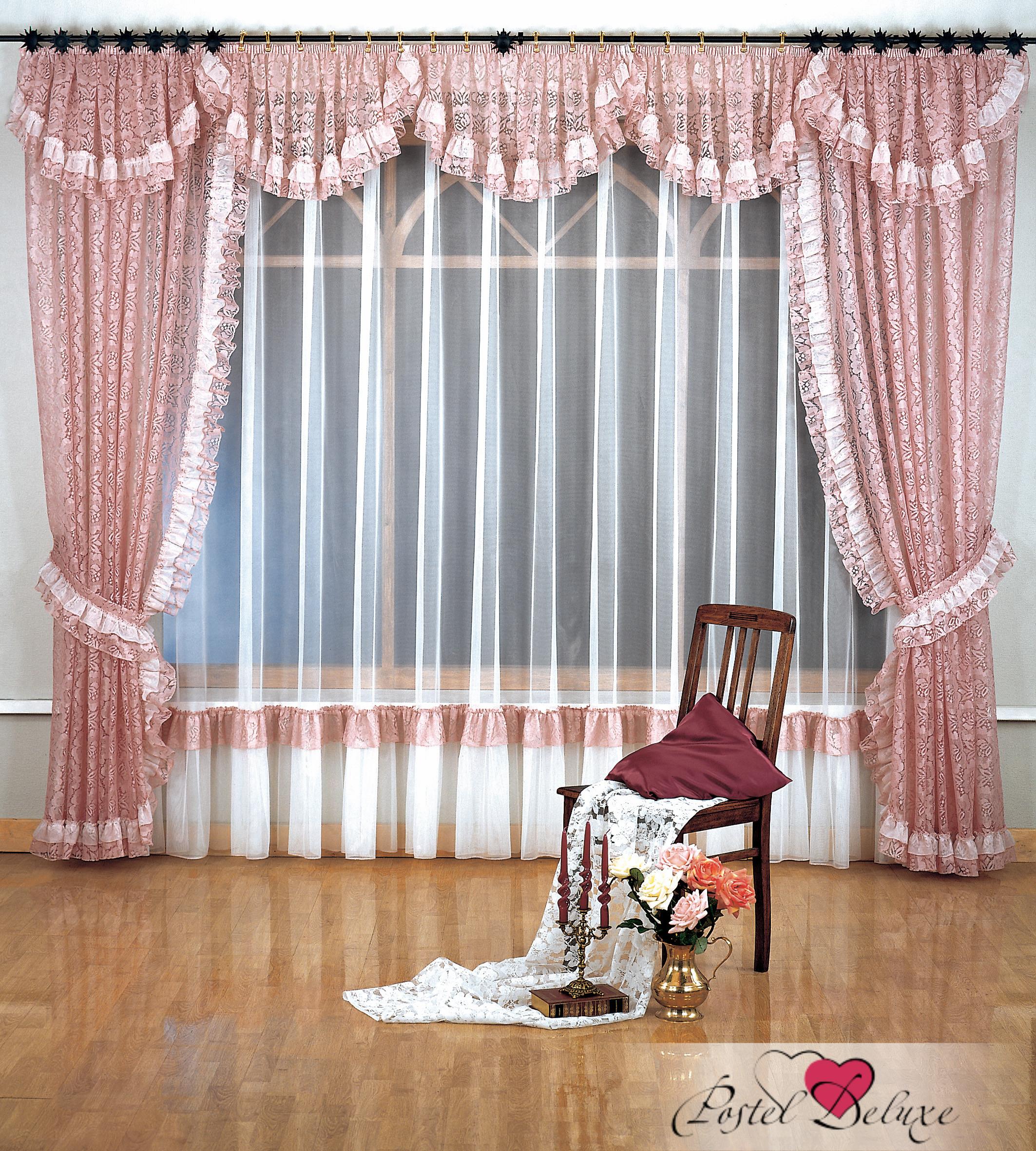 Sheer damask curtains