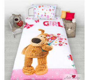 Постельное белье Boofle Girl (145х210 см)
