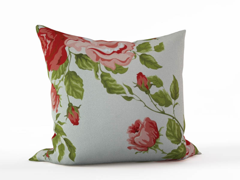где купить  Декоративные подушки StickButik Декоративная подушка Винтажные Розы (45х45)  по лучшей цене