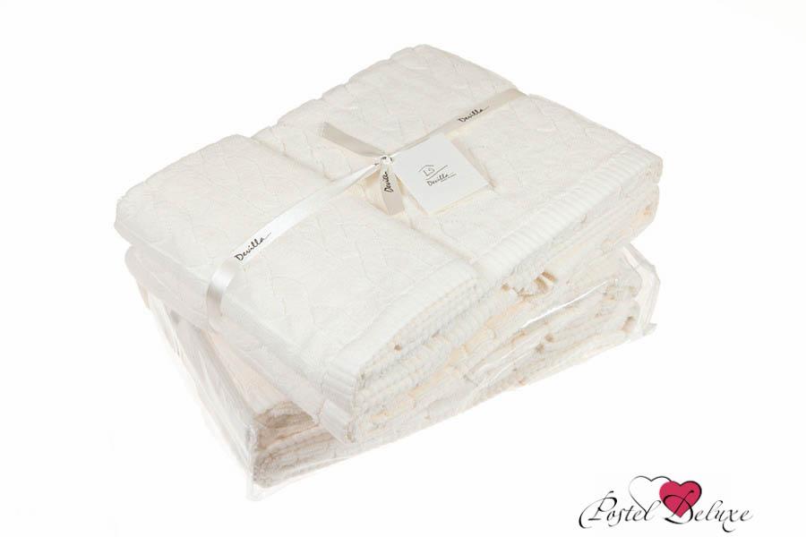 Полотенце DevillaПолотенца<br>Производитель: Devilla<br>Cтрана производства: Португалия<br>Материал: Махра<br>Состав: 100% Хлопок<br>Размер: 30х50 см, 50х100 см (по 1 шт)<br>Упаковка: Полиэтиленовый пакет<br>Плотность: 550 г/м2<br>Особенности: Полотенца украшены жаккардовым рисунком.<br><br>Тип: полотенце<br>Размерность комплекта: None<br>Материал: Махра<br>Размер наволочки: None<br>Подарочная упаковка: есть<br>Для детей: нет<br>Ткань: Махра<br>Цвет: Бежевый