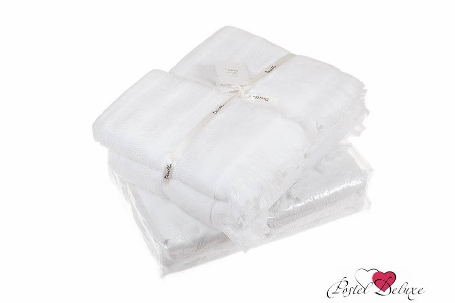 Полотенце DevillaПолотенца<br>Производитель: Devilla<br>Cтрана производства: Португалия<br>Материал: Махра<br>Состав: 100% Хлопок<br>Размер: 50х100 см<br>Упаковка: Полиэтиленовый пакет<br>Плотность: 520 г/м2<br>Особенности: Полотенце украшено густой бахромой.<br><br>Тип: полотенце<br>Размерность комплекта: None<br>Материал: Махра<br>Размер наволочки: None<br>Подарочная упаковка: есть<br>Для детей: нет<br>Ткань: Махра<br>Цвет: Белый