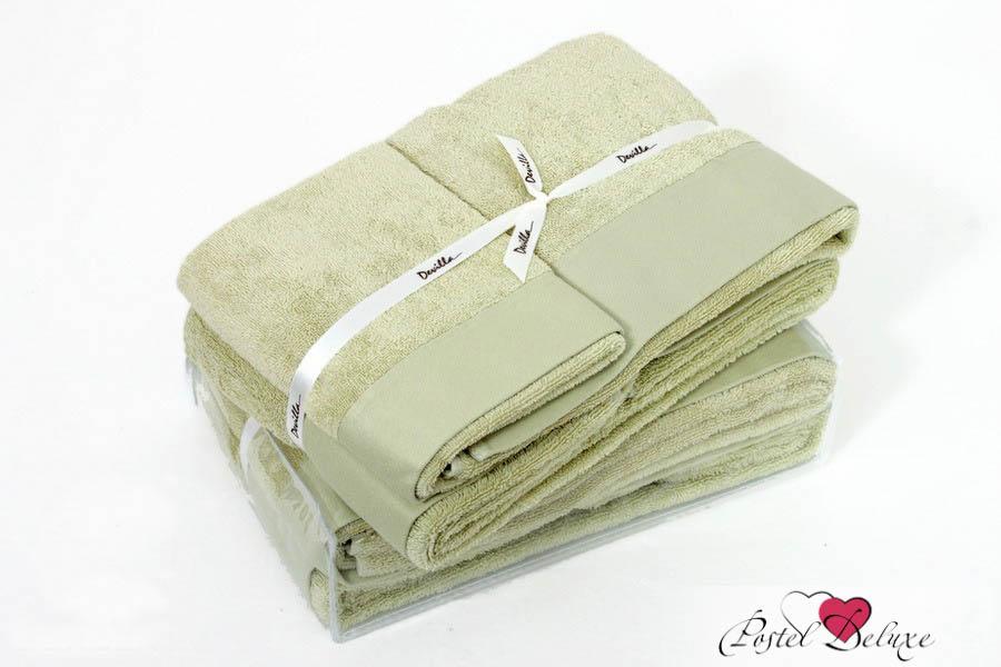 Полотенце DevillaПолотенца<br>Производитель: Devilla<br>Cтрана производства: Португалия<br>Материал: Махра<br>Состав: 100% Хлопок<br>Размер: 35х50 см, 50х100 см, 70х140 см (по 1 шт)<br>Упаковка: Полиэтиленовый пакет<br>Плотность: 600 г/м2<br>Особенности: Полотенца украшены бордюром.<br><br>Тип: полотенце<br>Размерность комплекта: None<br>Материал: Махра<br>Размер наволочки: None<br>Подарочная упаковка: есть<br>Для детей: нет<br>Ткань: Махра<br>Цвет: Зеленый