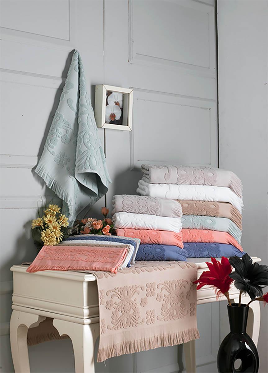 где купить  Полотенца Arya Полотенце Soft Цвет: Сухая Роза (70х140 см)  по лучшей цене