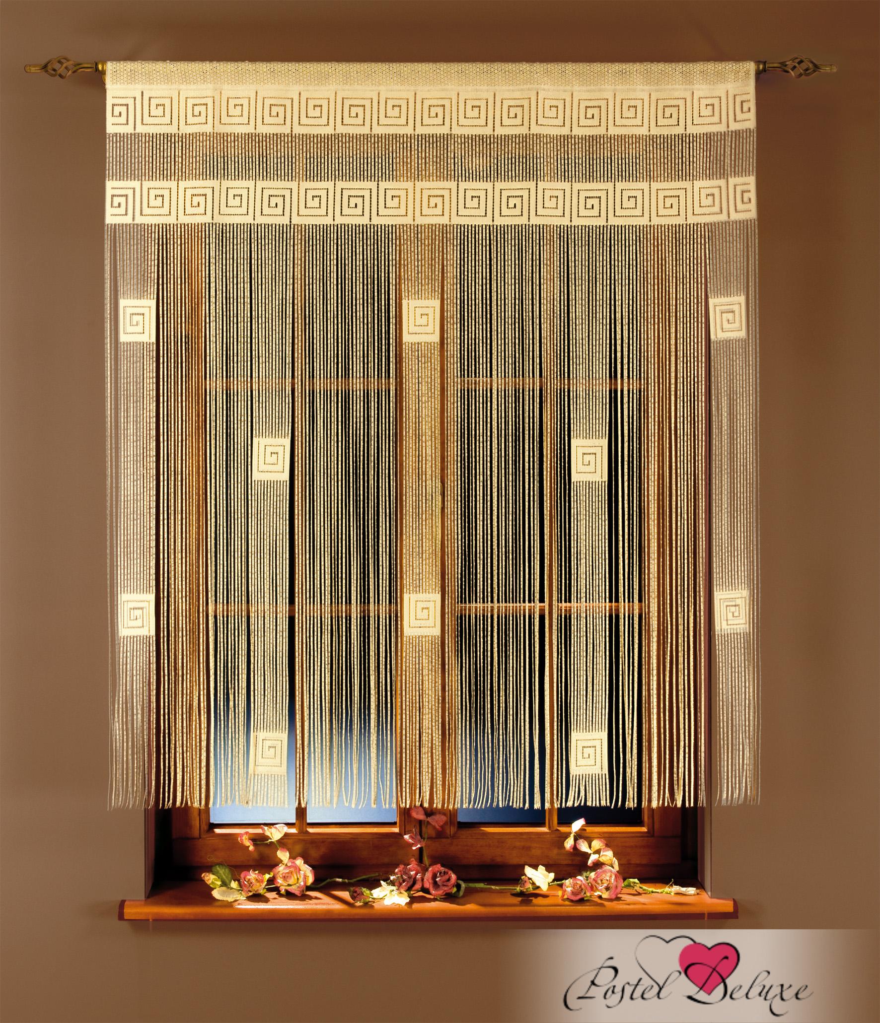 Шторы Wisan Нитяные шторы Katelin Цвет: Кремовый wisan wisan нитяные шторы joelle цвет кремовый бежевый