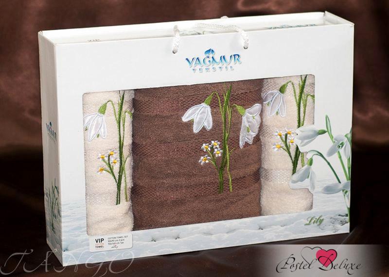 Полотенца Yagmur Полотенце Gill  (Набор) полотенце набор хлопок 1125329
