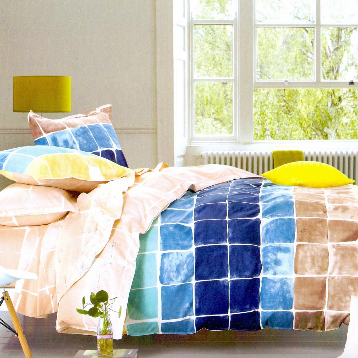 Постельное белье Arya Постельное белье Сильвия (2 сп. евро) постельное белье arya постельное белье sorbe цвет голубой 2 сп евро