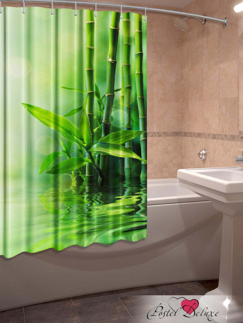 Шторы и карнизы для ванной Elegante Фотошторы для ванной Тростник костюм тростник