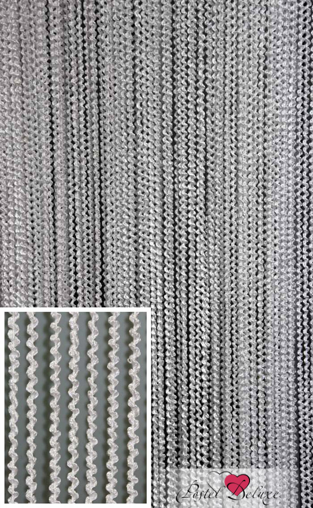 Eleganta Нитяные шторы Jump Цвет: Белый