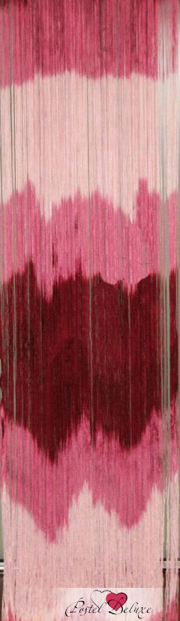 Eleganta Нитяные шторы Rainbow Цвет: Бордово-Брусничный