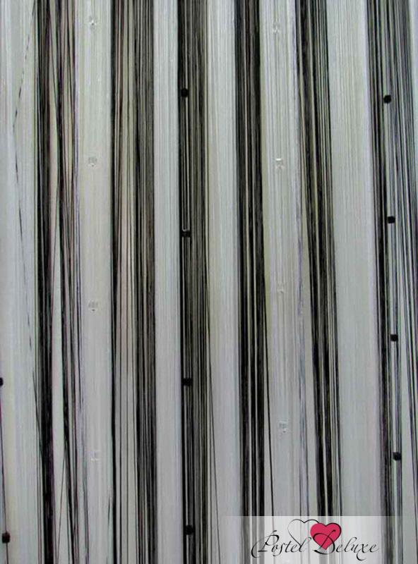 Шторы ElegantaШторы<br>ВНИМАНИЕ! Комплектация штор может отличаться от представленной на фотографии. Фактическая комплектация указана в описании изделия.<br><br>Производитель: Eleganta<br>Cтрана производства: Россия<br>Нитяные шторы<br>Материал гардины: Бусины,Кисея<br>Состав гардины: 100% полиэстер<br>Размер гардины: 300х280 см (1 шт.)<br>Вид крепления: Кулиска<br>Тип карниза: Однорядный карниз<br>Рекомендуемая ширина карниза (см): 120-300<br>Нити шторы украшены декоративными бусинами.<br><br>Тип: Шторы<br>Размерность комплекта: Нитяные шторы<br>Материал: Бусины,Кисея<br>Размер наволочки: None<br>Подарочная упаковка: Нитяные шторы<br>Для детей: Нитяные шторы<br>Ткань: Бусины,Кисея<br>Цвет: Черно-белый