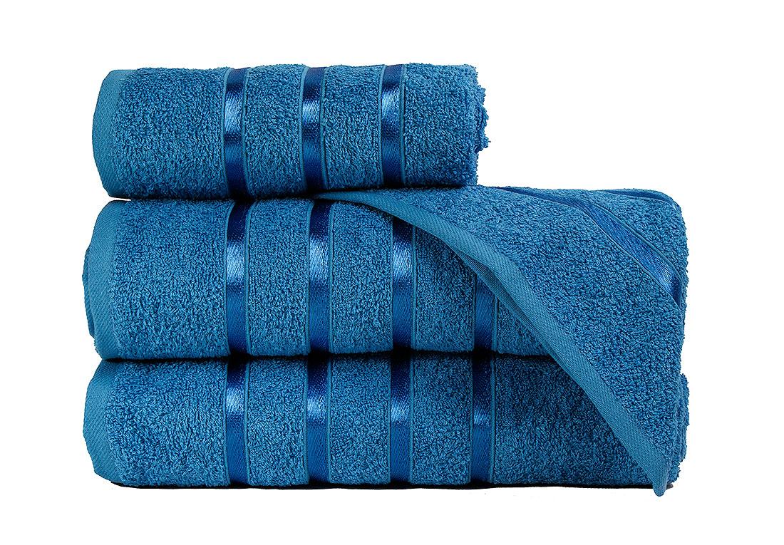 Полотенца Elegante Полотенце Anetta Цвет: Синий (Набор) полотенца eleganta полотенце anetta цвет темная фуксия набор
