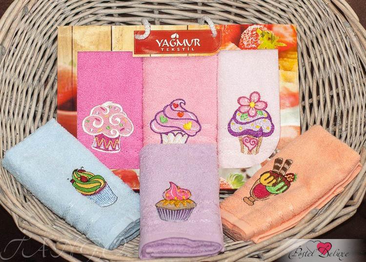 Кухонный набор YagmurКухонные наборы<br>Производитель: Yagmur<br>Страна производства: Турция<br>Материал: Махра (хлопок)<br>Размер: 30х50 см (3 шт.)<br>Набор упакован в коробку и украшен декоративными элеменами (принтом, вышивкой…)<br><br>Тип: кухонный набор<br>Размерность комплекта: None<br>Материал: Махра<br>Размер наволочки: None<br>Подарочная упаковка: None<br>Для детей: нет<br>Ткань: Махра<br>Цвет: Персиковый,Розовый