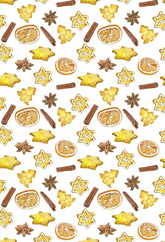 Скатерти и салфетки StickButik Скатерть Зимняя Радость (120х120 см)