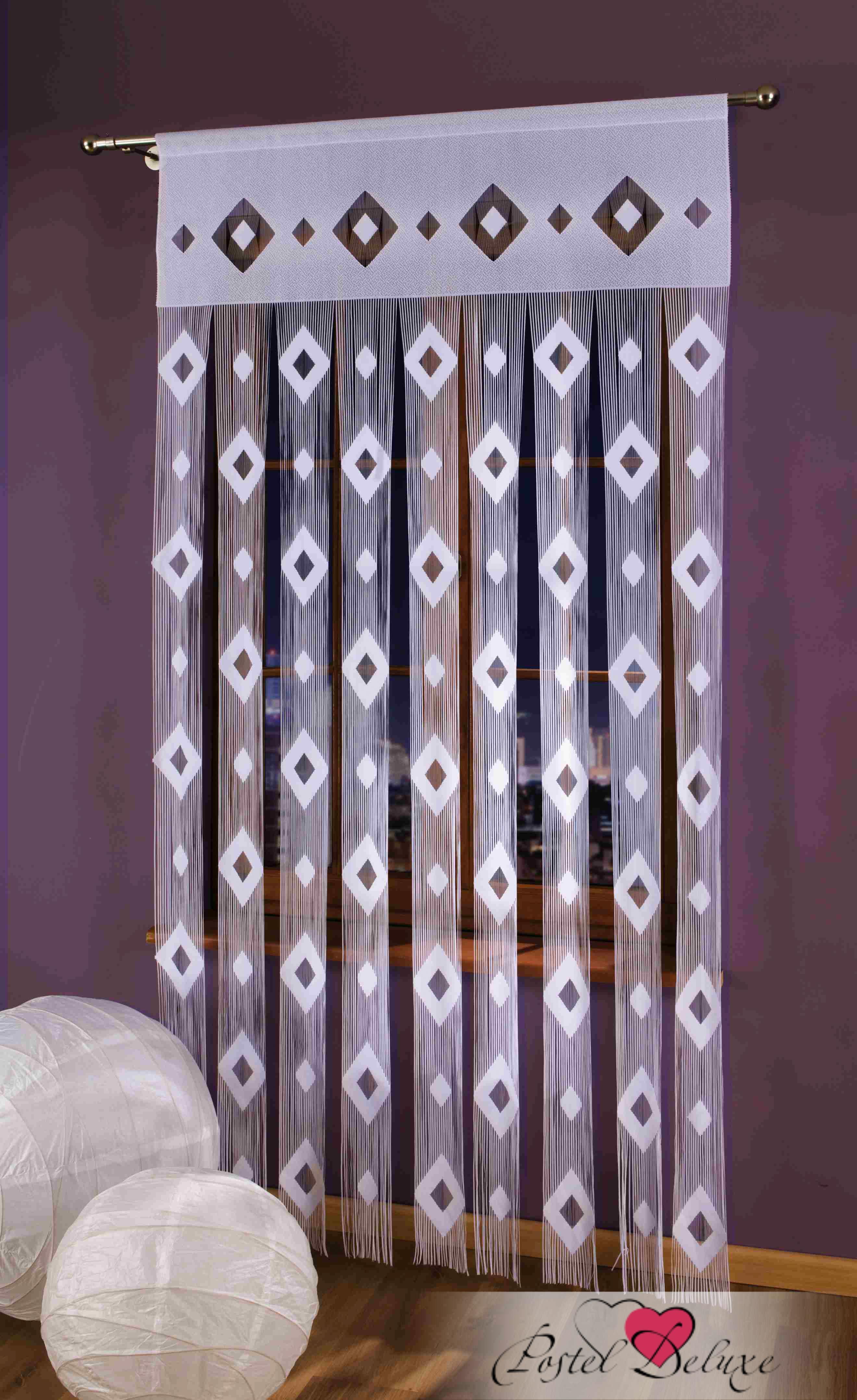 Шторы Wisan Нитяные шторы Odelia wisan шторы бабочка