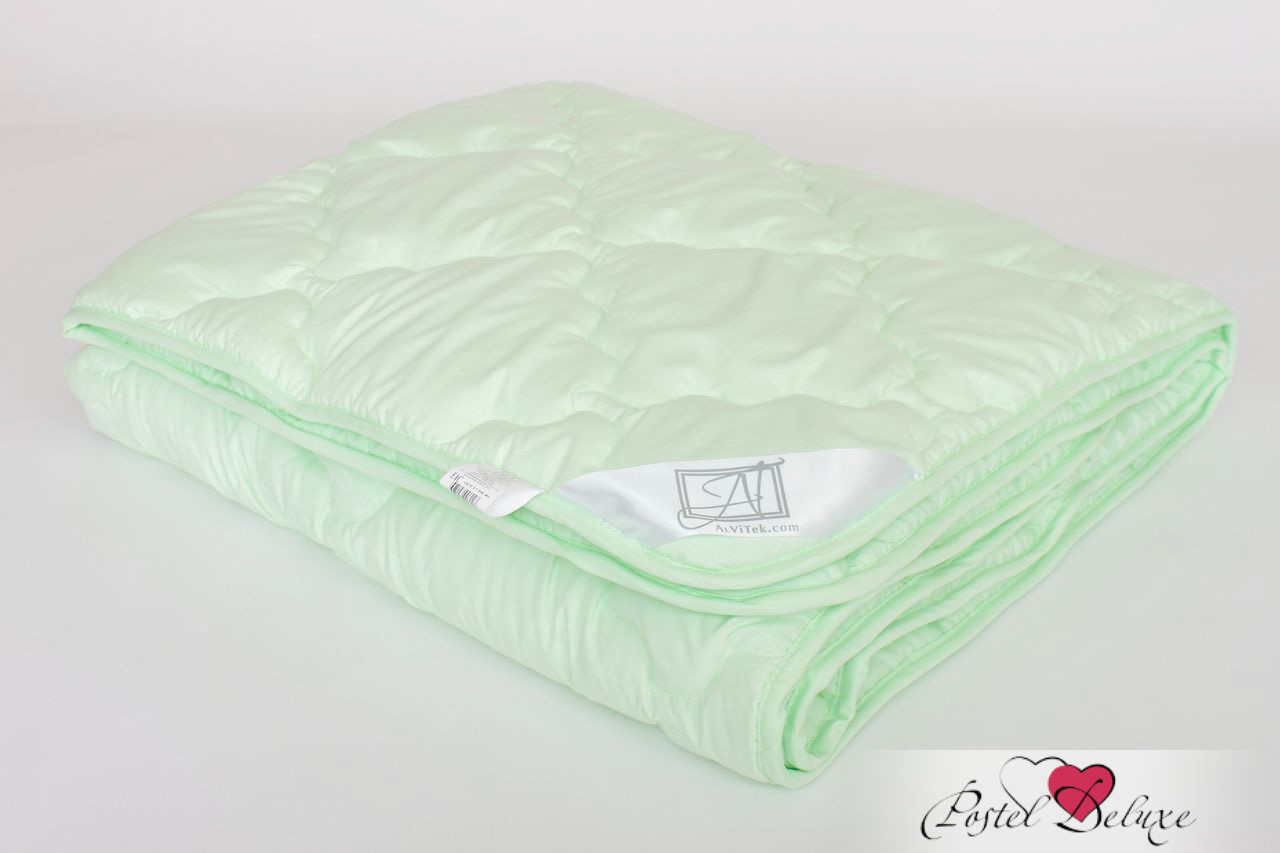 Одеяла AlViTek Одеяло Микрофибра-Бамбук Легкое (172х205 см)