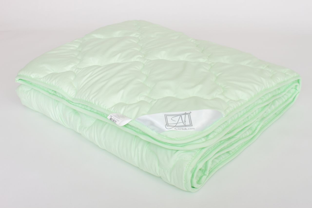 где купить Одеяла AlViTek Одеяло Микрофибра-Бамбук Легкое (200х220 см) по лучшей цене