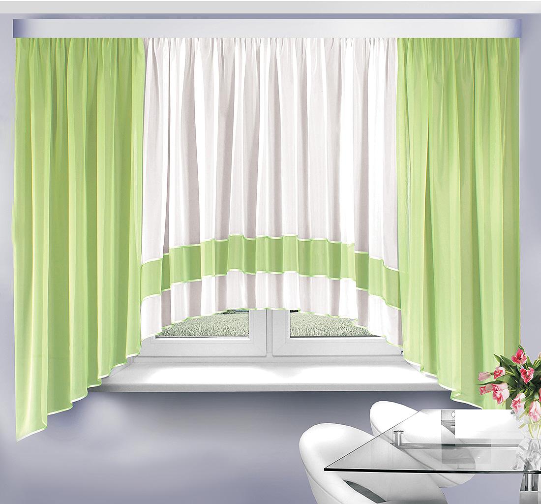 Шторы Велес Классические шторы Эрика Цвет: Салатовый велес велес шторы с ламбрекеном скарлет