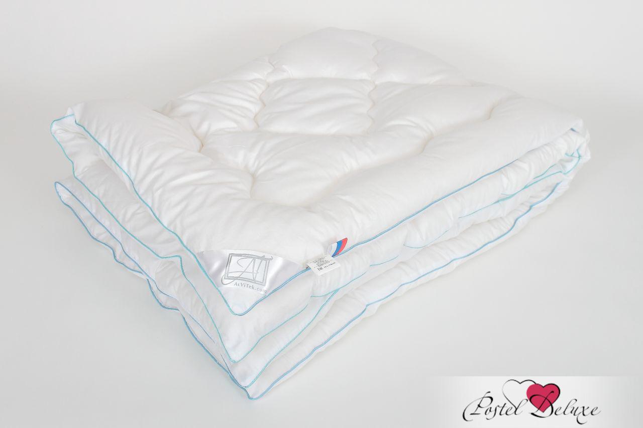 Одеяло AlViTekОдеяла<br>Одеяло стёганое тёплое полутороспальное<br>Размер: 140х205 см<br><br>Наполнитель: Эвкалиптовое волокно<br>Плотность наполнителя: 300 г/м2<br>Состав: Эвкалиптовое волокно, Полиэстер<br><br>Материал чехла: Микрофибра<br>Состав: 100% Полиэстер<br>Отделка: Кант<br><br>Производитель: AlViTek<br>Страна производства: Россия<br>Тип Упаковки: Чемодан ПВХ<br><br>Цвет чехла может отличаться от представленного на фотографии.<br><br>Тип: одеяло<br>Размерность комплекта: 1.5-спальное<br>Материал: Микрофибра<br>Размер наволочки: None<br>Подарочная упаковка: None<br>Для детей: нет<br>Ткань: Микрофибра<br>Цвет: Белый