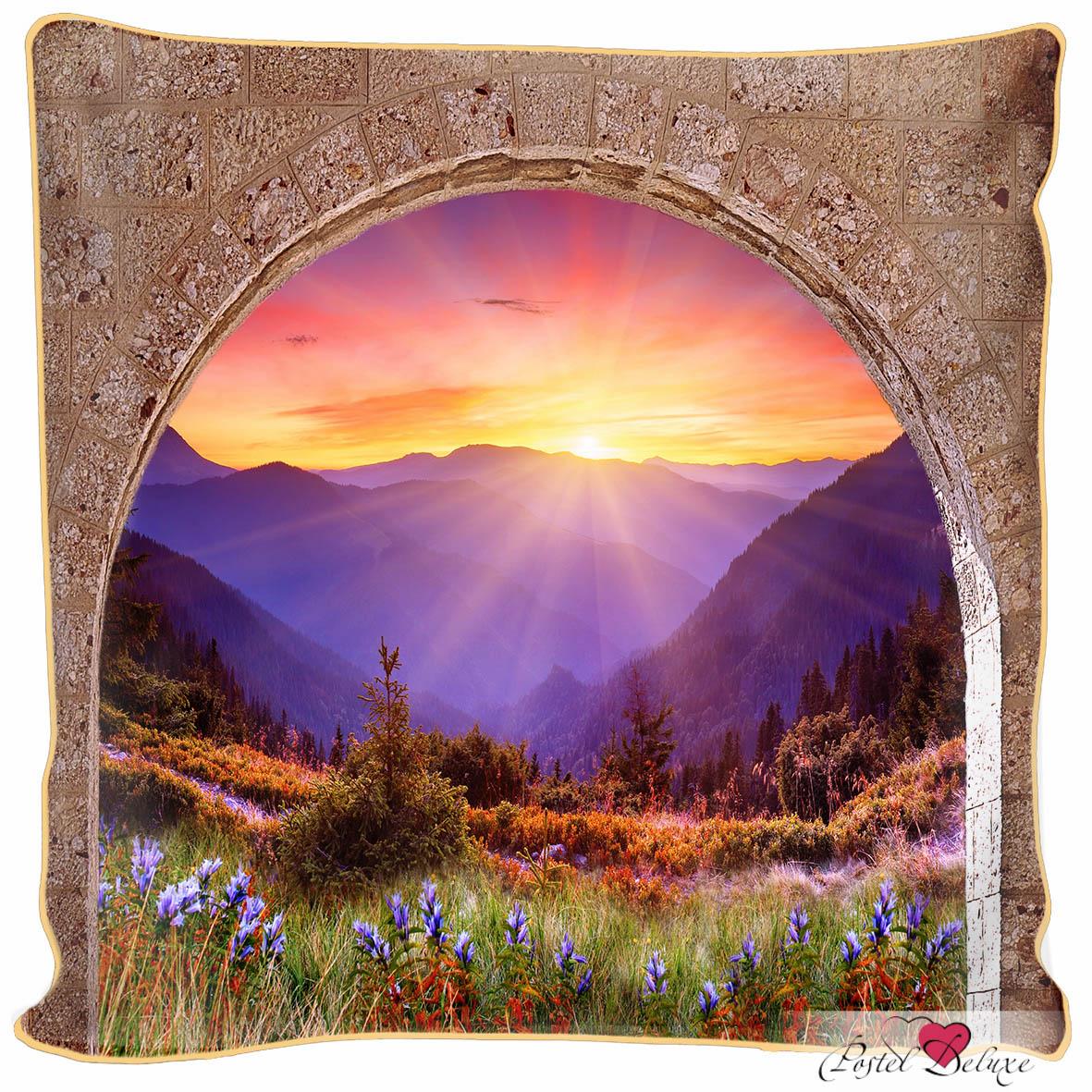 Декоративные подушки Fototende Декоративная подушка Мостовая в арке (45х45)