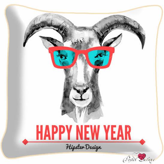 Декоративные подушки Fototende Декоративная подушка Happy New Year (45х45)