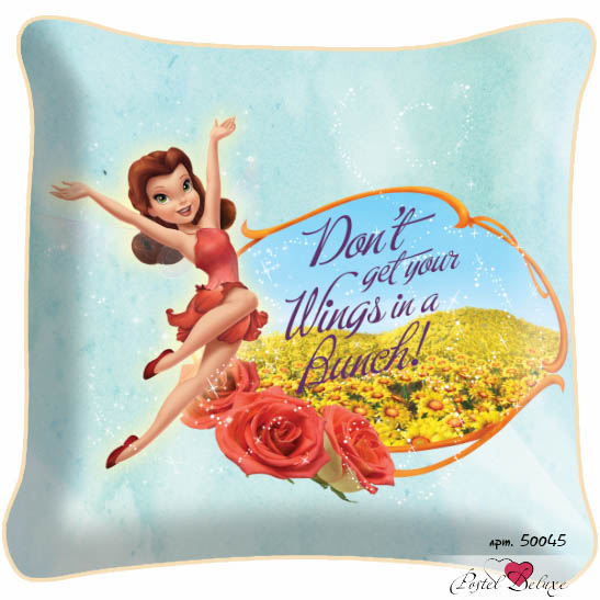 Декоративные подушки Fototende Декоративная подушка Beauty And Wonder (45х45)