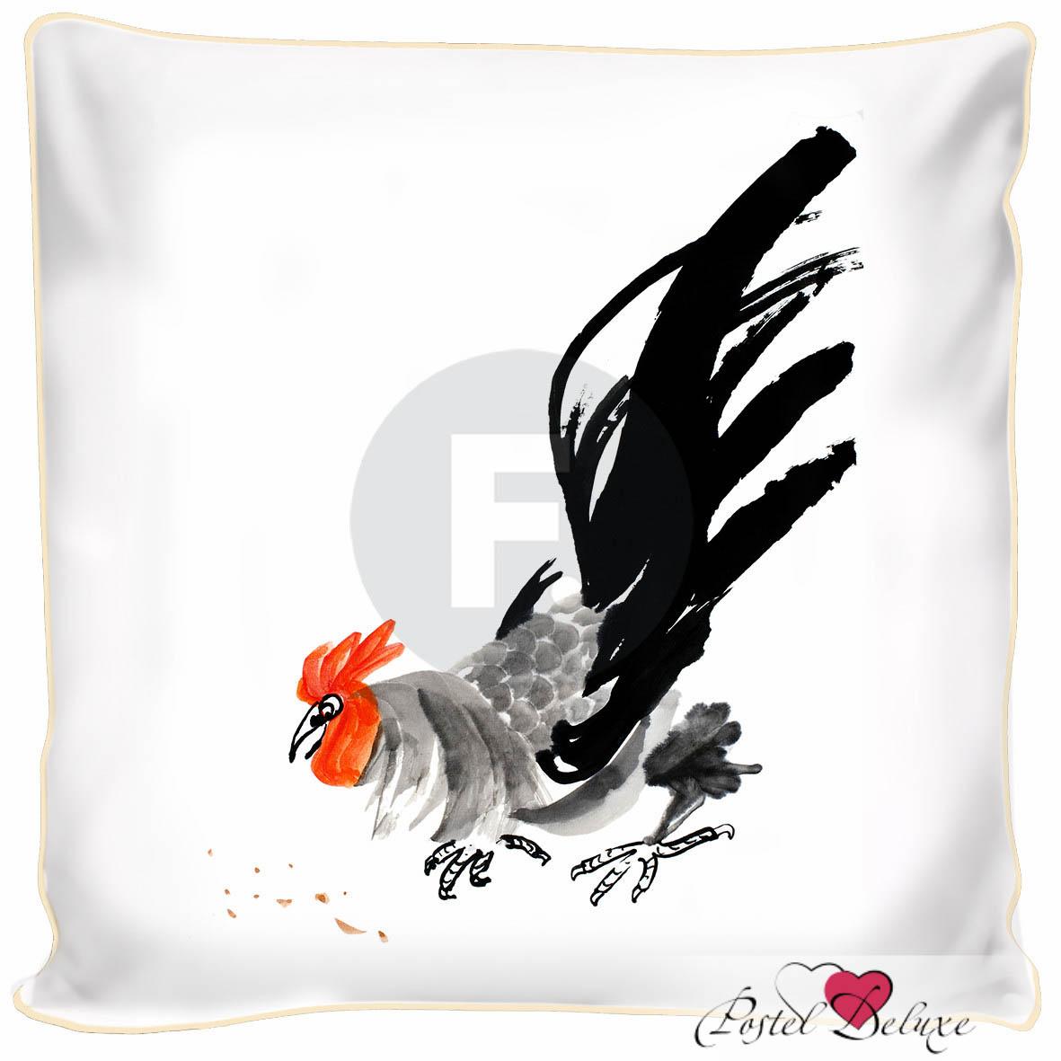 Fototende Декоративная подушка Петух (45х45)