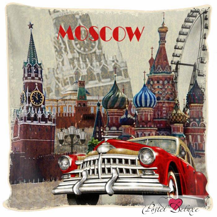 Fototende Декоративная подушка Moscow (45х45)