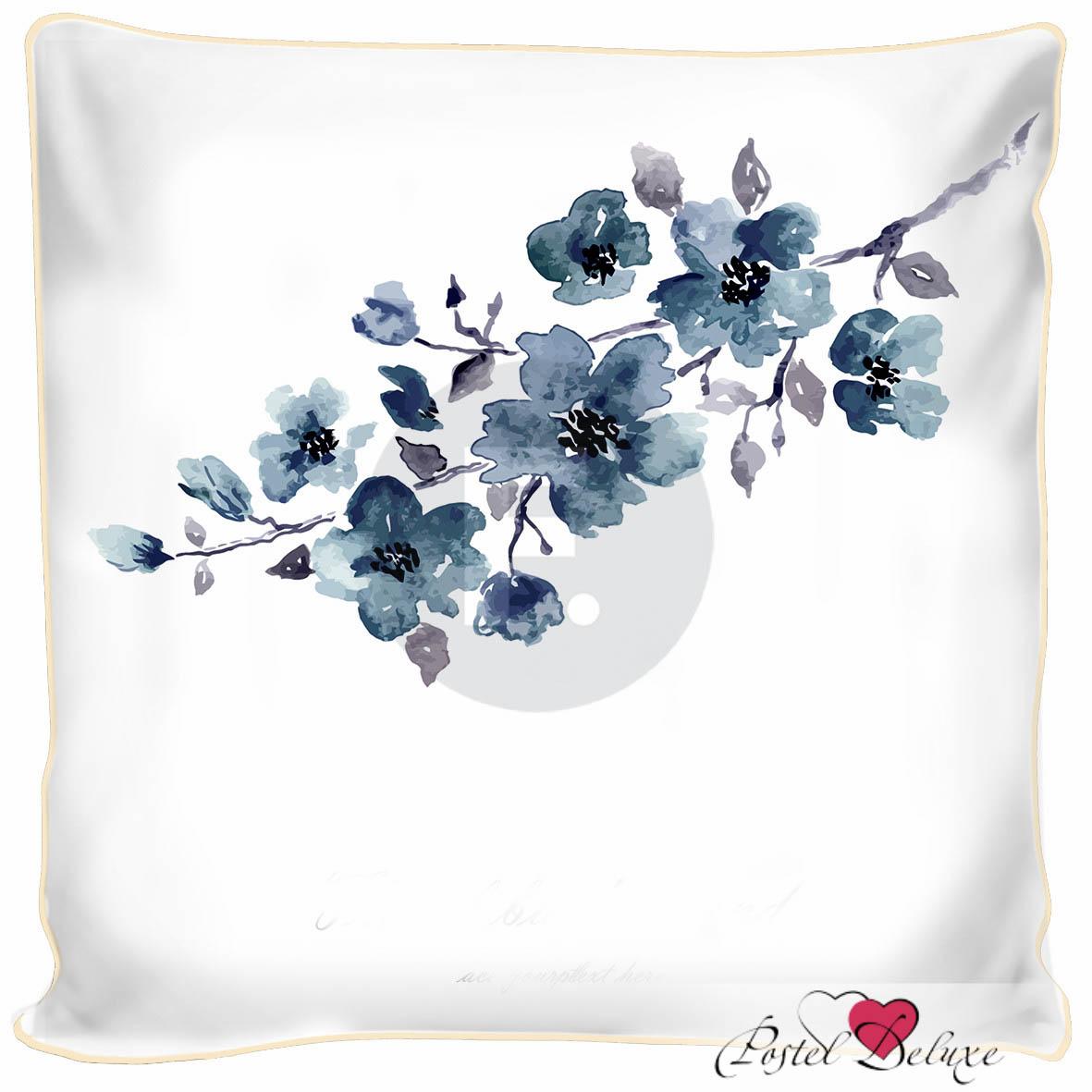 Декоративные подушки Fototende Декоративная подушка Цветы (45х45) подушка арти м декоративная 45х45 см цветы 703 694 37