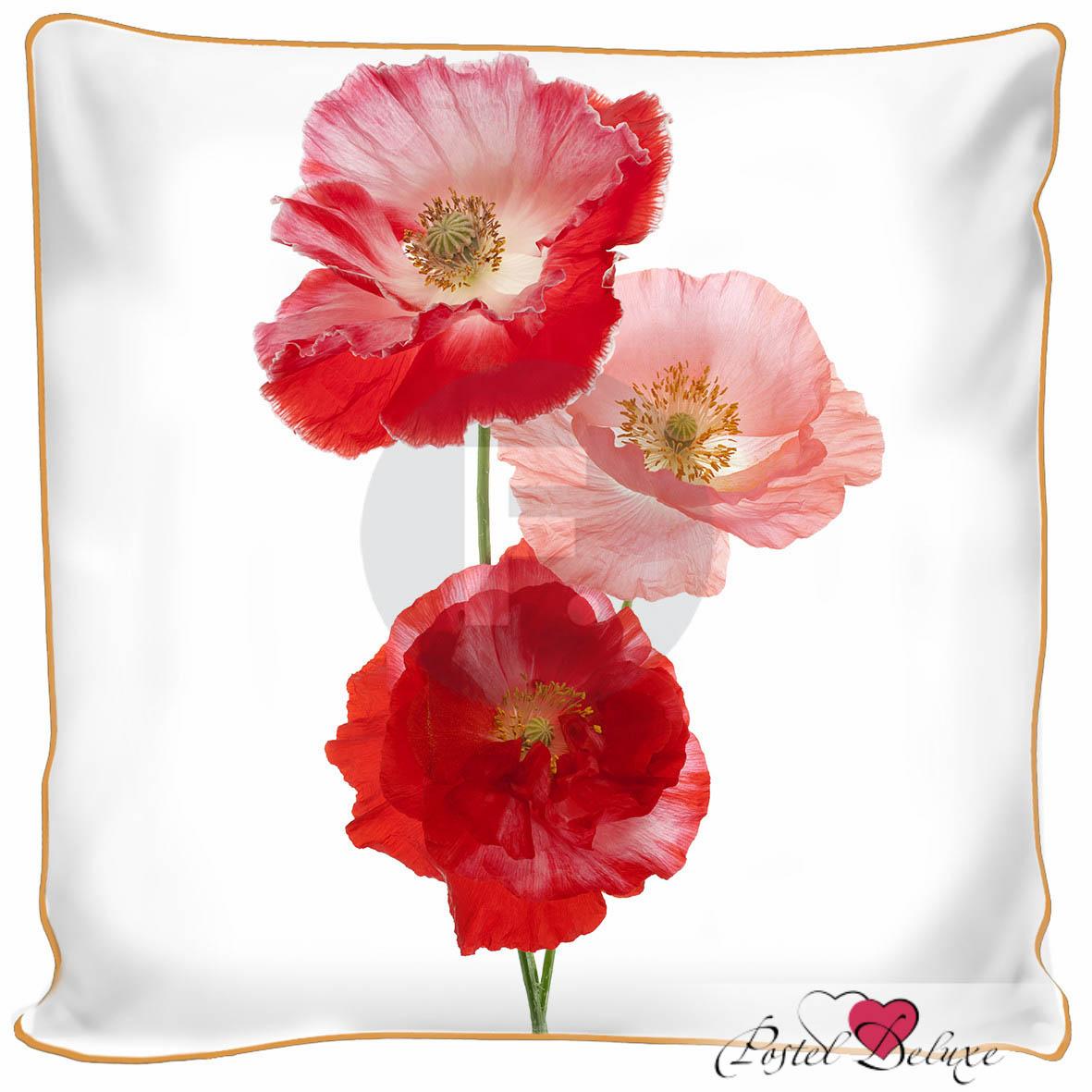 Декоративные подушки Fototende Декоративная подушка Нежные Цветы (45х45) подушка арти м декоративная 45х45 см цветы 703 694 37