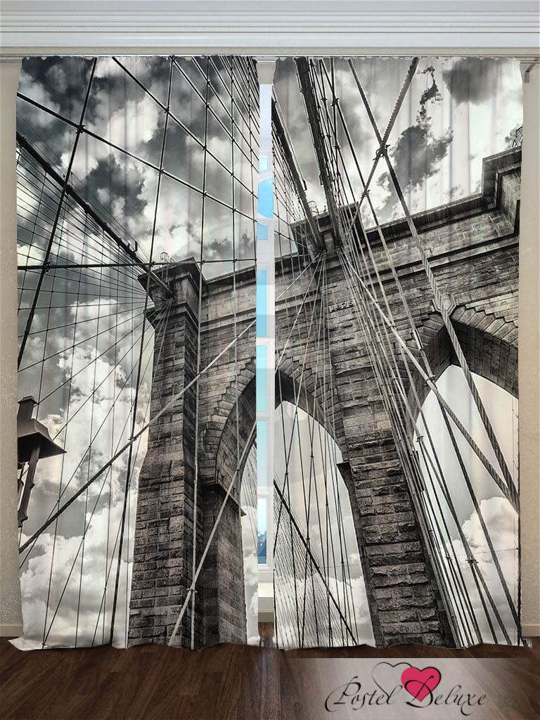 Шторы Fototende Фотошторы Мост В Облака