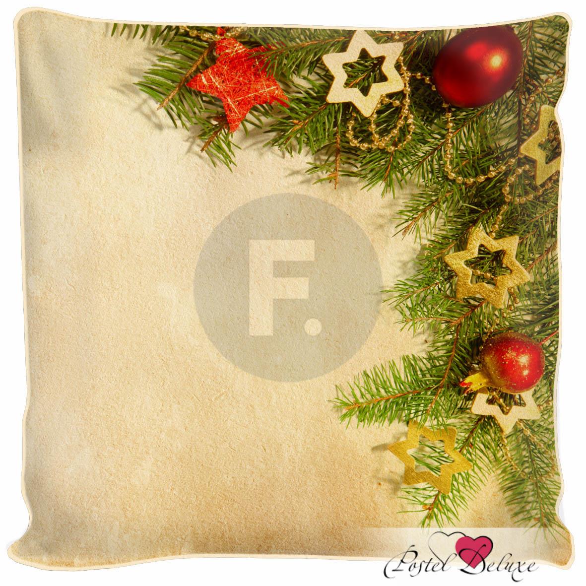 Fototende Декоративная подушка Новогодняя (45х45)
