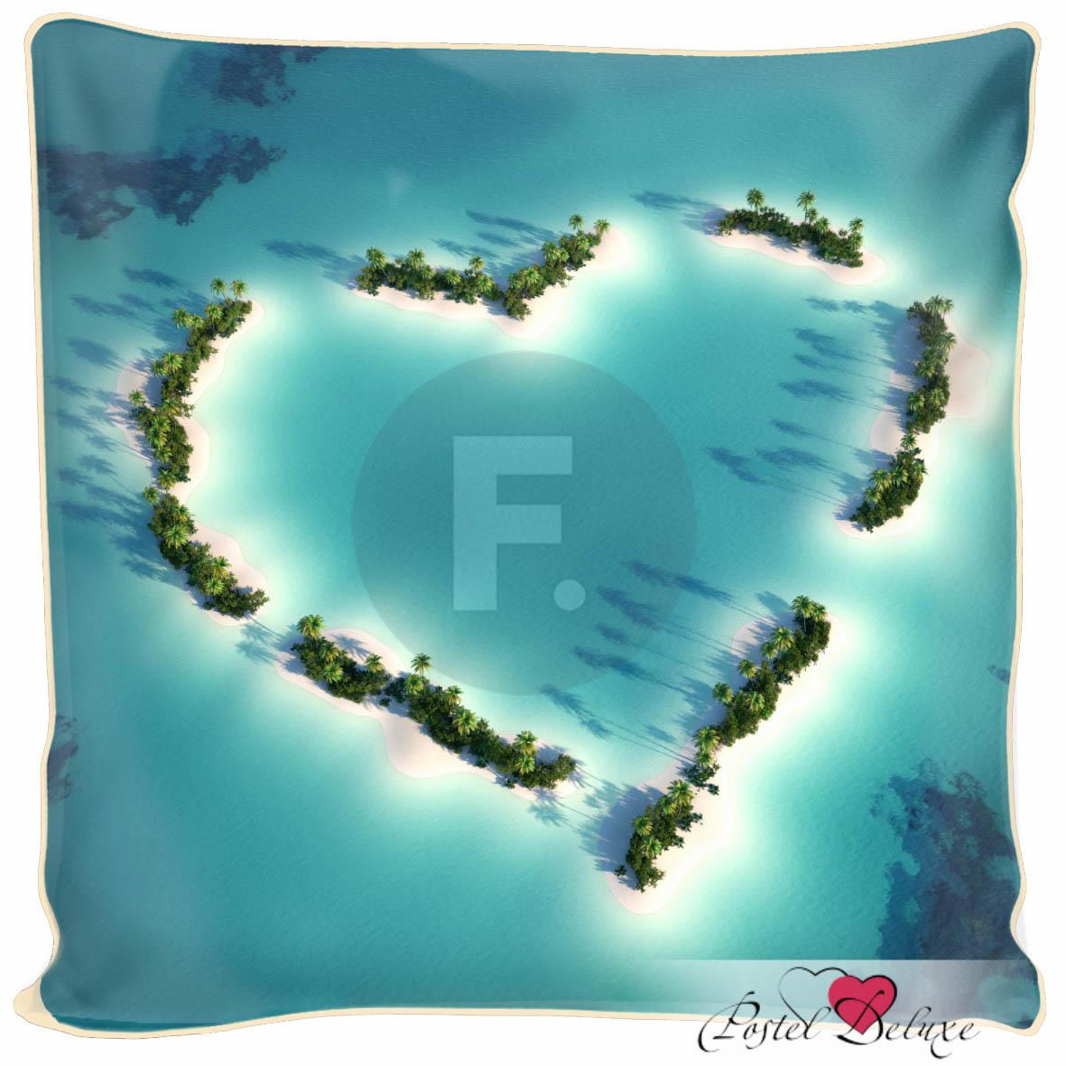 Fototende Декоративная подушка Остров Любви (45х45)