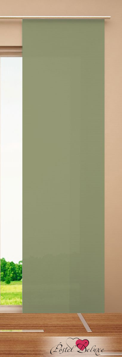 Garden Японские шторы Green