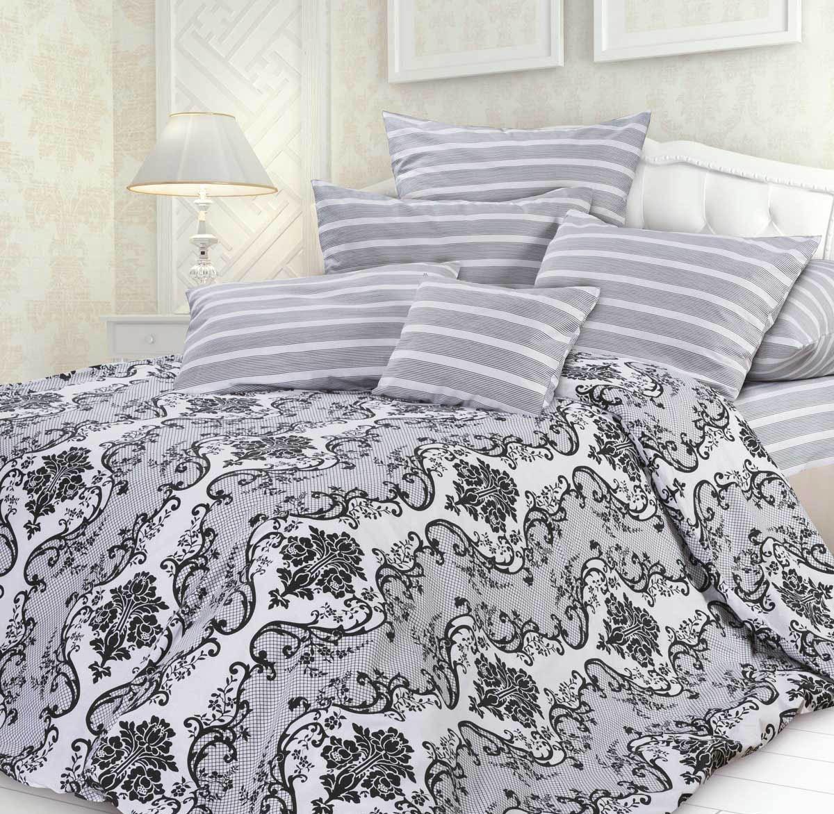 Постельное белье Унисон Постельное белье Ритц (2 сп. евро) постельное белье амалия розовый бязь евро 1