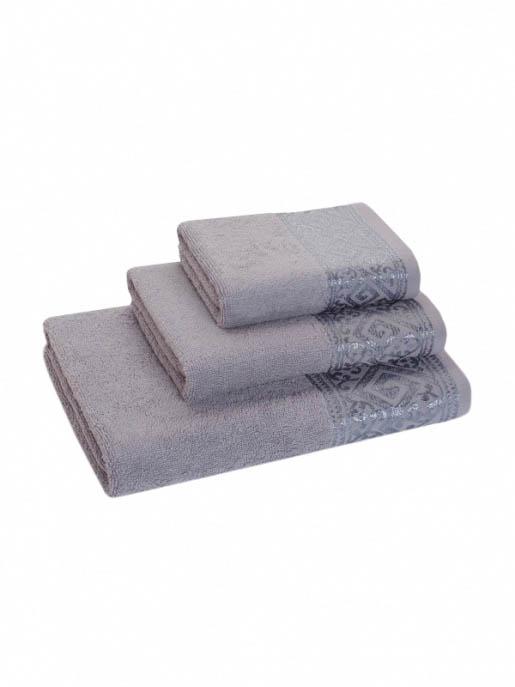 Полотенце НеотекПолотенца<br>Производитель: Португалия<br>Страна производства: Португалия<br>Материал: Махровое полотно (хлопок)<br>Размер: 70х140 см<br>Плотность: 500 г/м2<br>Упаковка – полиэтиленовый пакет.<br><br>Тип: полотенце<br>Размерность комплекта: None<br>Материал: Махра<br>Размер наволочки: None<br>Подарочная упаковка: есть<br>Для детей: нет<br>Ткань: Махра<br>Цвет: Серый