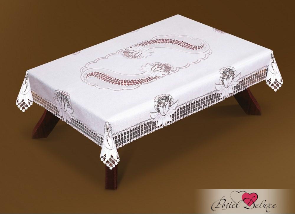 Haft Скатерть Alvar Цвет: Белый (120х160 см)