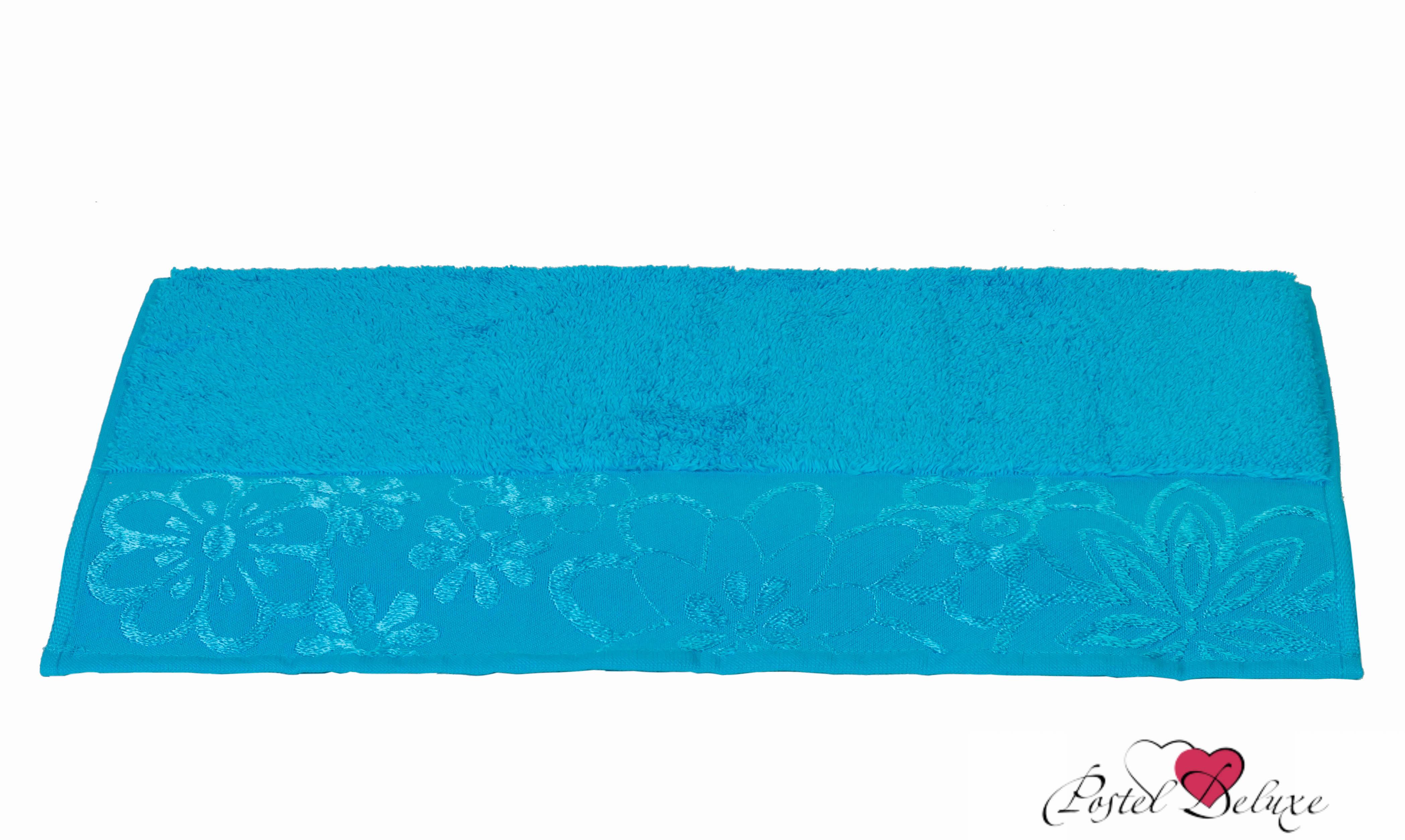 где купить Полотенца HOBBY HOME COLLECTION Полотенце Dora Цвет: Бирюзовый (50х90 см) по лучшей цене