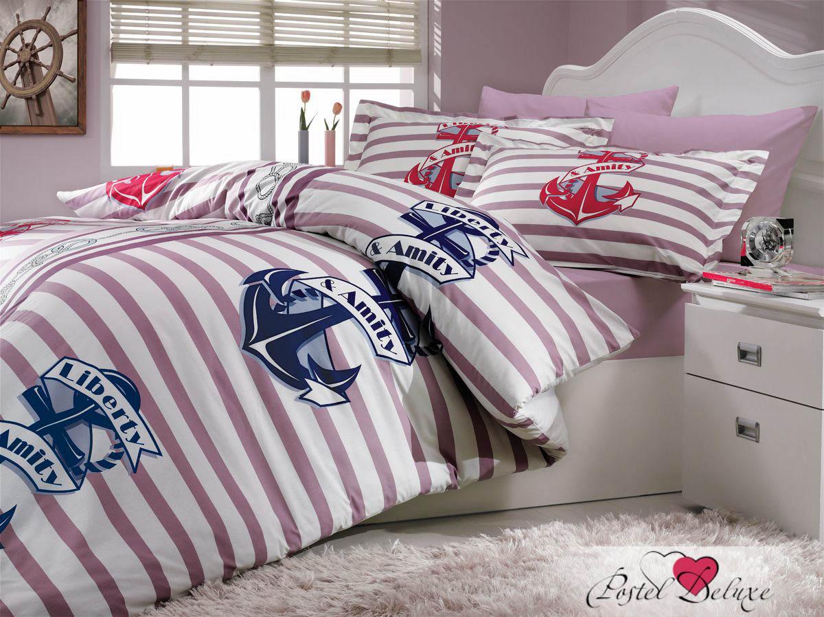 Hobby Collection КПБ Bermuda Цвет: Лиловый (2 спал.)