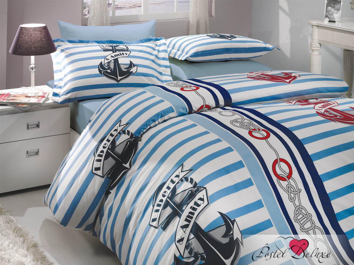 Hobby Collection КПБ Bermuda Цвет: Синий (2 спал.)