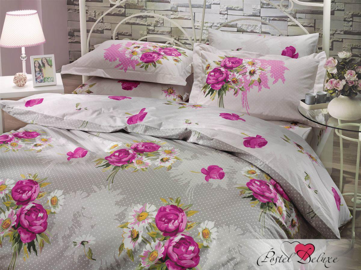 Hobby Collection КПБ Calvina Цвет: Светло-Серый (2 спал.)