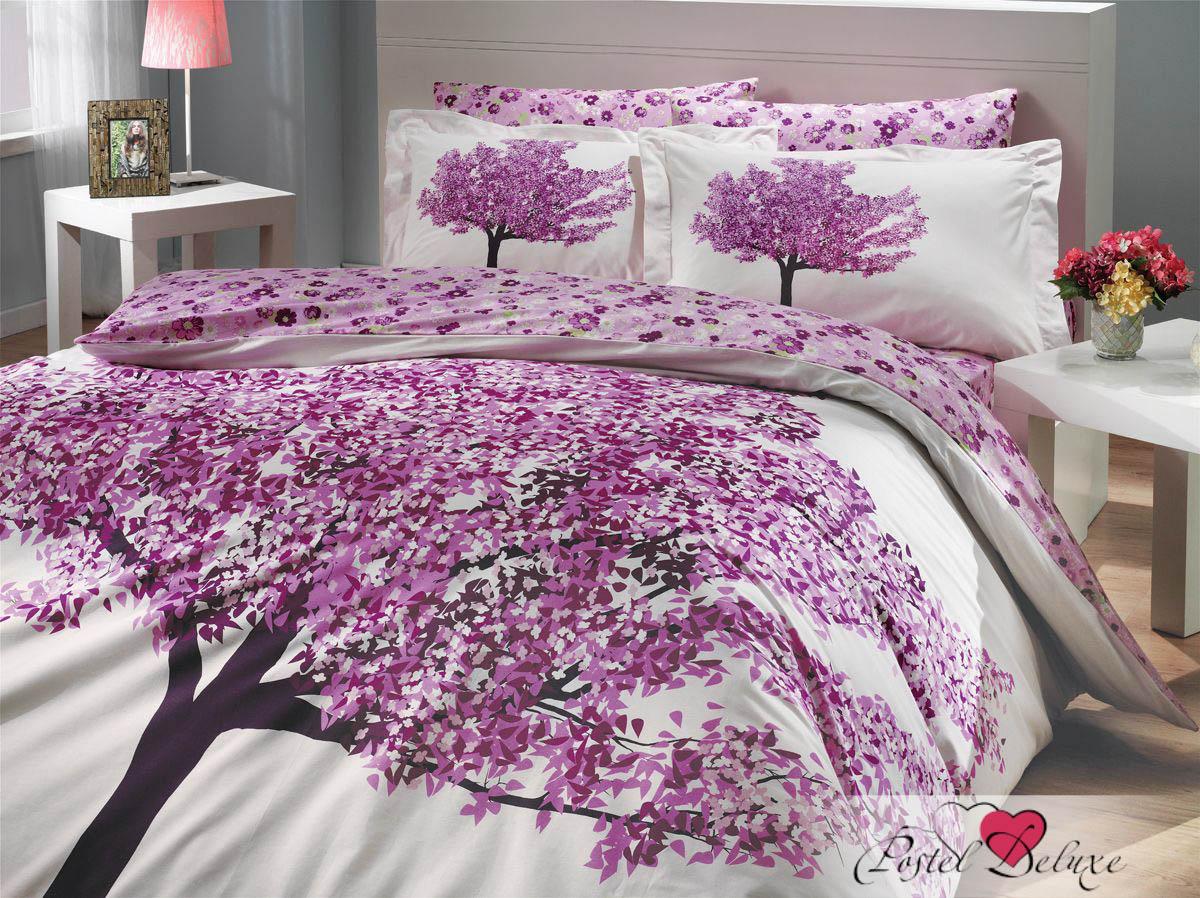 Hobby Collection КПБ Florentina Цвет: Фиолетовый (2 спал.)