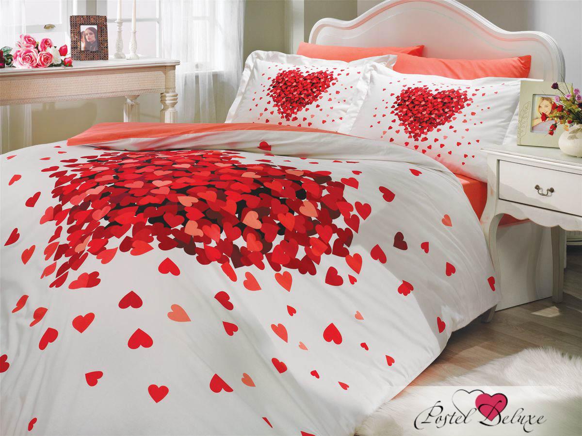Hobby Collection КПБ Juana Цвет: Красный (2 спал.)