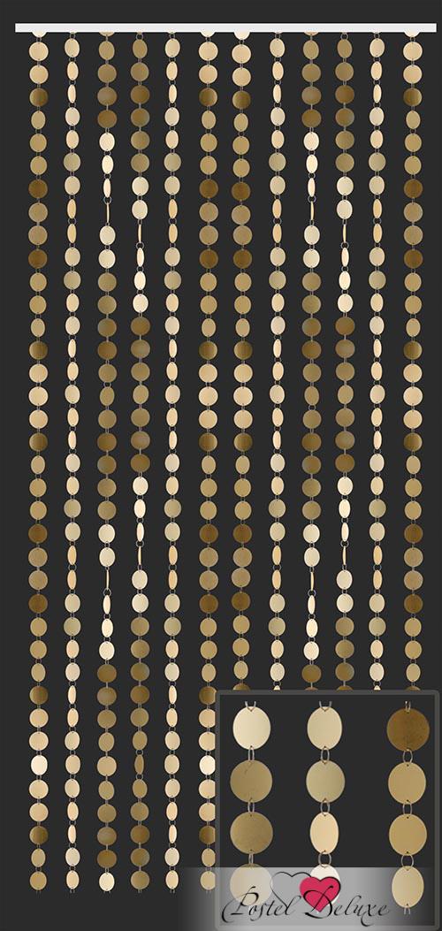 Шторы из монет