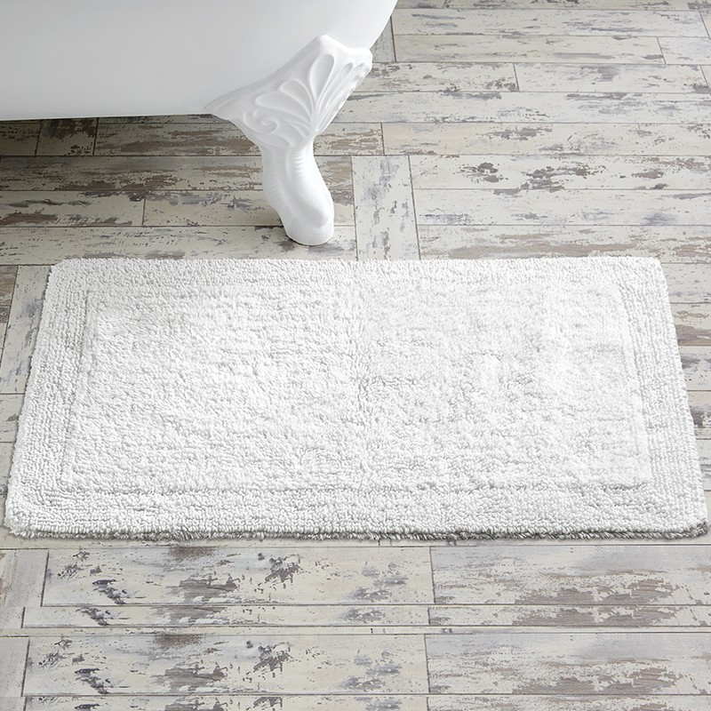 Аксессуары для ванной и туалета Togas Коврик для ванной Linden Цвет: Белый (50х80 см) togas коврик для ванной