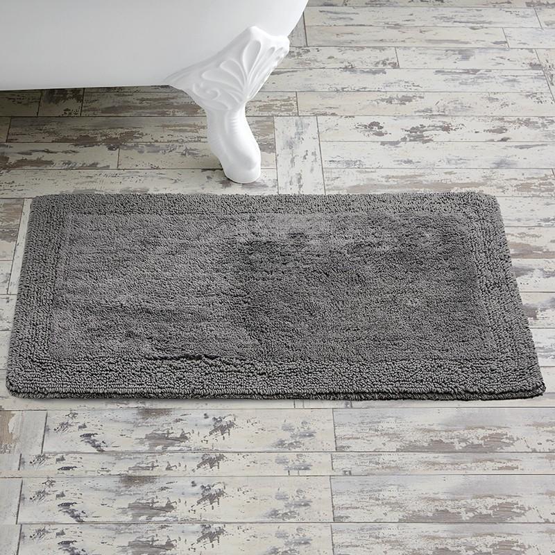 Аксессуары для ванной и туалета Togas Коврик для ванной Linden Цвет: Серый (50х80 см) togas коврик для ванной