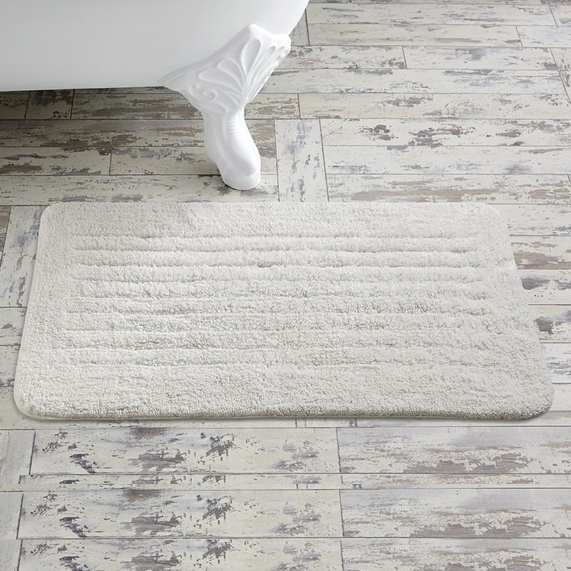Аксессуары для ванной и туалета Togas Коврик для ванной Lindy Цвет: Экрю (50х80 см) togas коврик для ванной