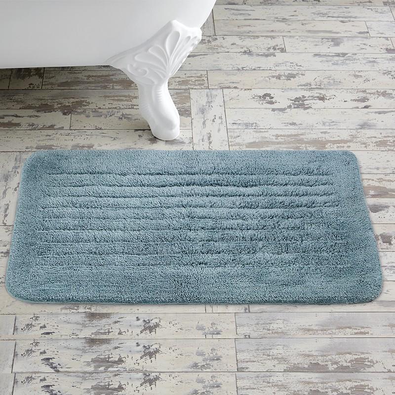 Аксессуары для ванной и туалета Togas Коврик для ванной Lindy Цвет: Аква (50х80 см) togas коврик для ванной