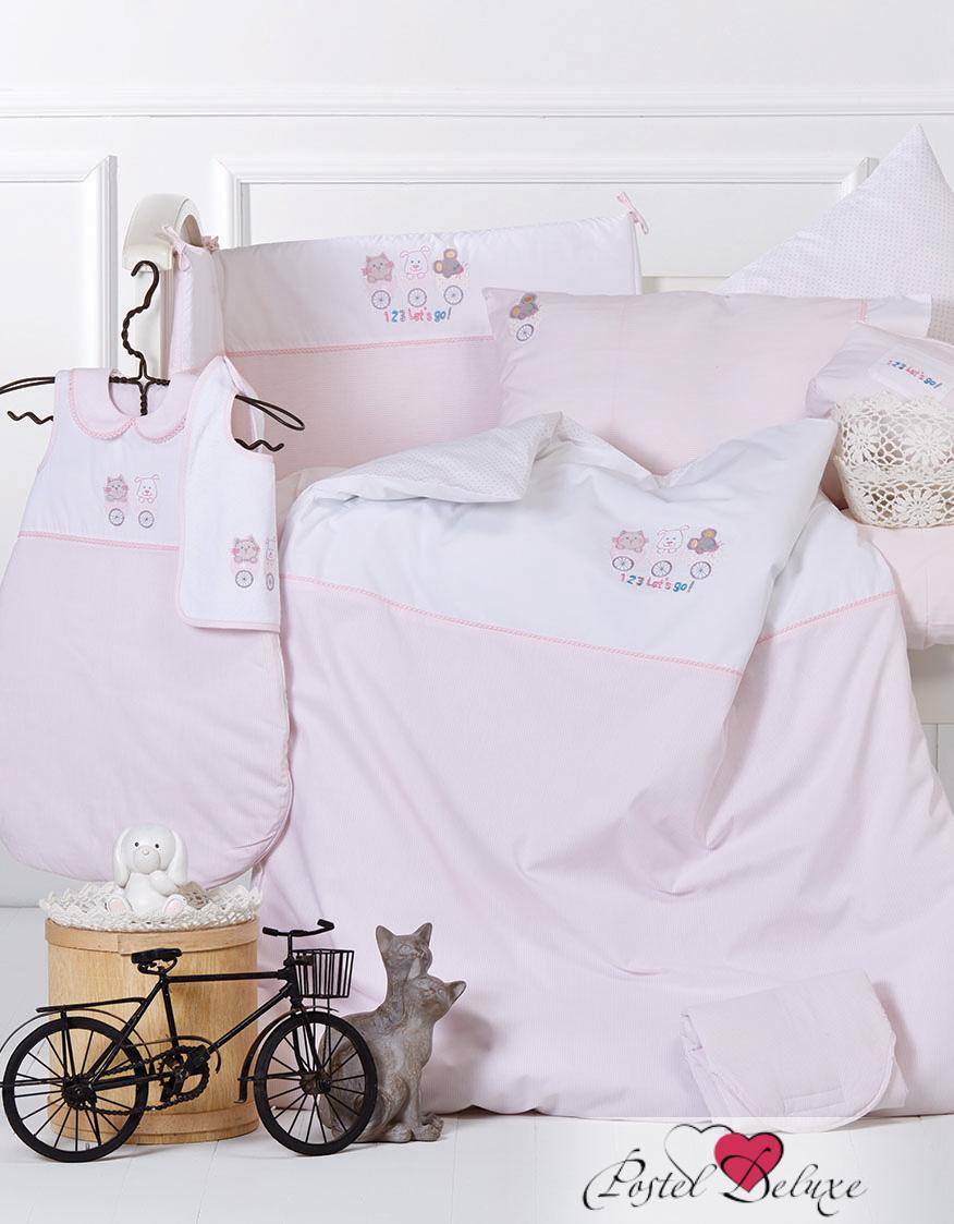 где купить  Детское Постельное белье Karaca Home Постельное белье Cats (100х150 см)  по лучшей цене