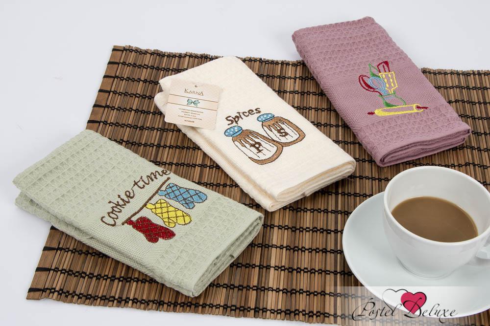 Кухонный набор Karna Karna Кухонный набор из 3 полотенец Marlin krn153643